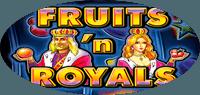 играть - Fruits and Royals