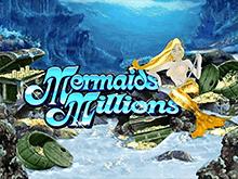 играть - Mermaids Millions