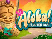 играть - Aloha Cluster Pays