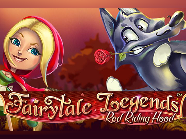 игра - FairyTale Legends: Red Riding Hood